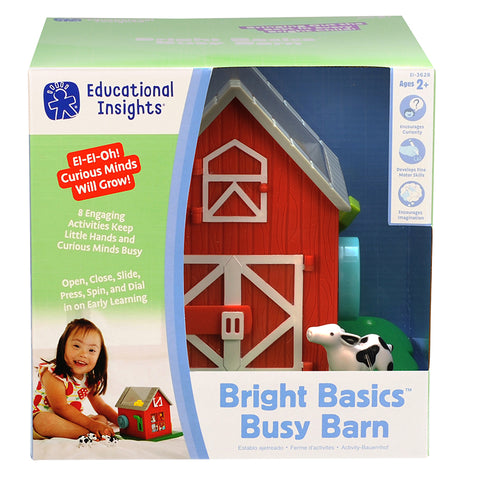 BRIGHT BASICS BUSY BARN