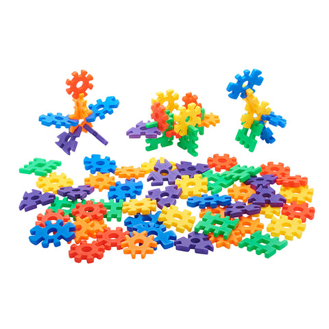 3D BUILDING BLOCKS 84 PCS