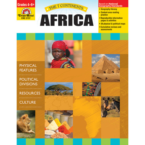7 CONTINENTS AFRICA