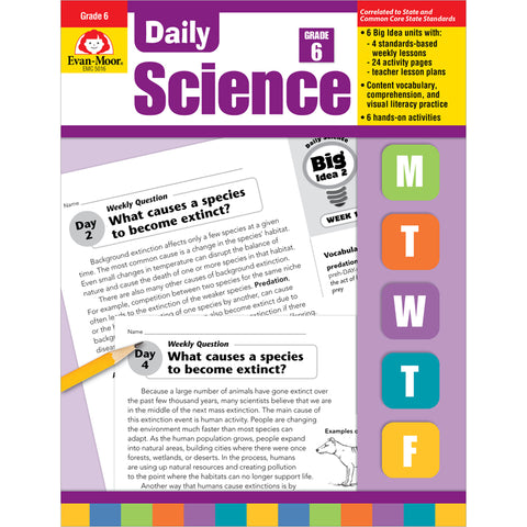 DAILY SCIENCE GR 6