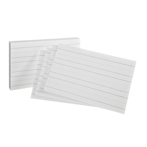 OXFORD ELEMENTARIES INDEX CARDS