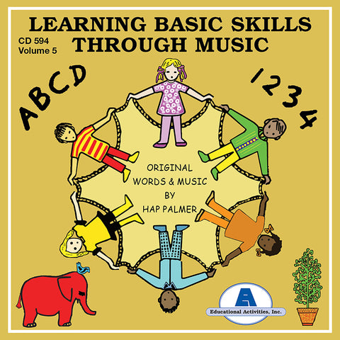 LEARNING BASIC SKILLS THRU MUSIC