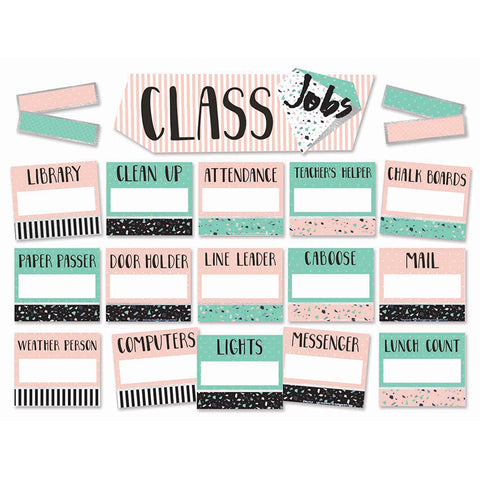 CLASS JOBS MINI BULLETIN BOARD ST