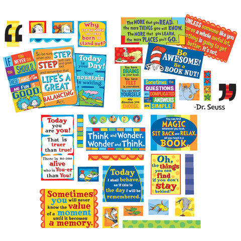 DR SEUSS 35 QUOTES BB SET