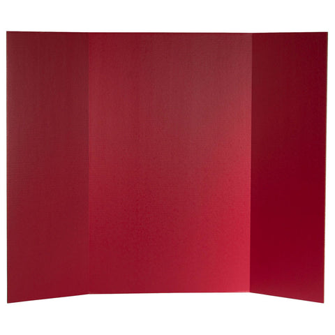 1 PLY RED PROJECT BOARD 24PK