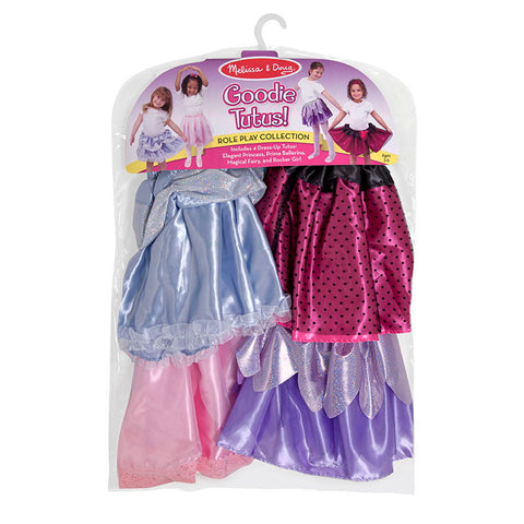 GOODIE TUTUS DRESS UP SET