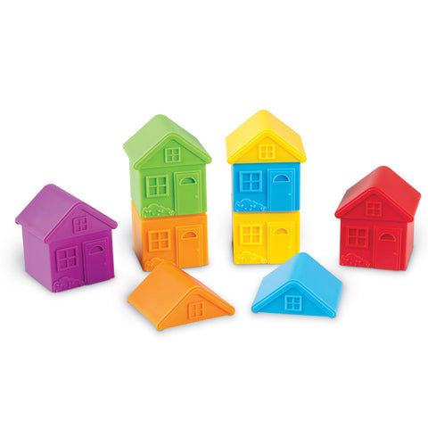 ALL ABOUT ME SORT & MATCH HOUSES
