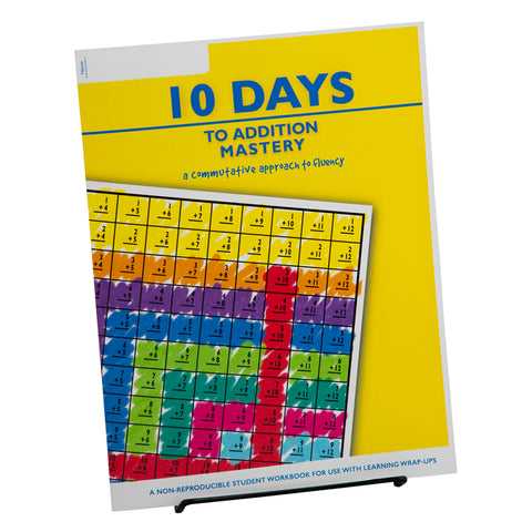 10 DAYS TO ADDITION MASTERY STUDENT