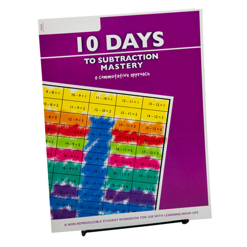 10 DAYS TO SUBTRACT MASTERY STUDENT