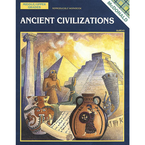 ANCIENT CIVILIZATIONS GR 6-9