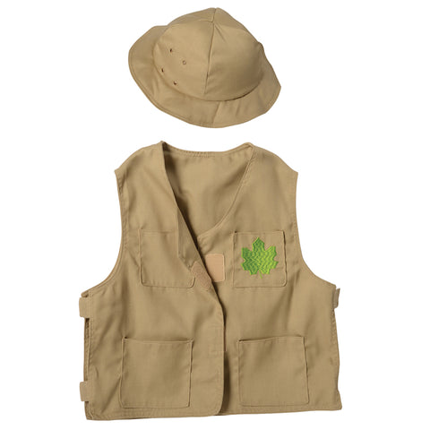 NATURE EXPLORER TODDLER DRESS UP