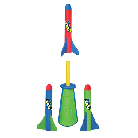 BLAST OFF POP ROCKETS