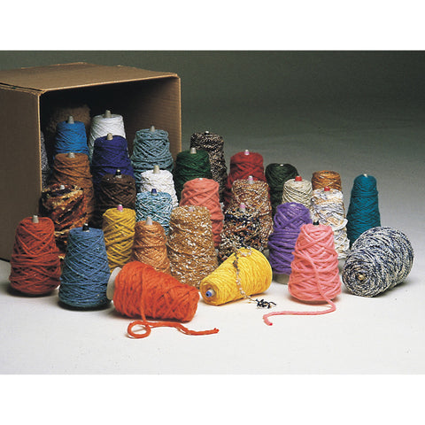YARN VALU BX ASST COLORS ASST SIZES