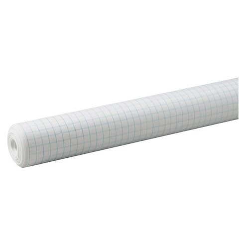 .5 IN GRID PAPER ROLL WHITE