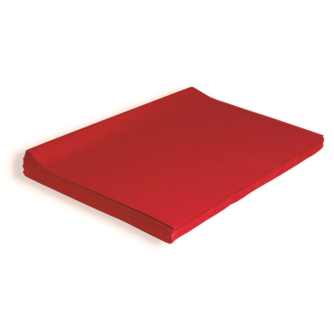 TISSUE SCARLET 20X30 480 SHEETS