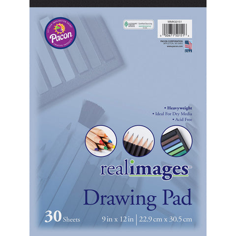 REAL IMAGES DRAWING PAD HEAVYWEIGHT