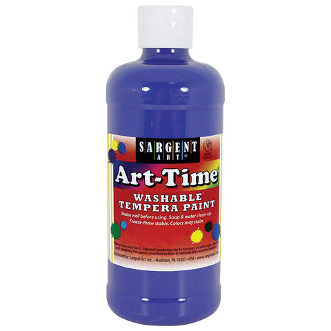 (12 EA) BLUE ART-TIME WASHABLE