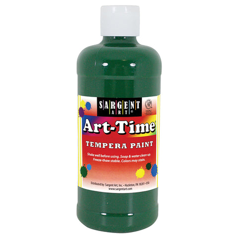 (12 EA) GREEN ART-TIME 16 OZ
