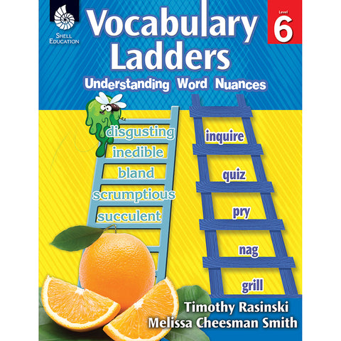 VOCABULARY LADDERS GR 6