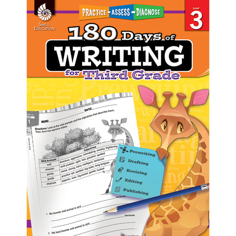 180 DAYS OF WRITING GR 3