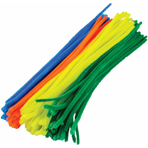 STEM BASICS PIPE CLEANERS 100 CT