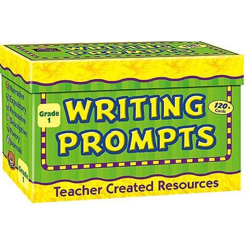 WRITING PROMPTS GR 1