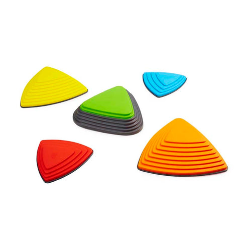BOUNCING RIVERSTONES SET OF 5