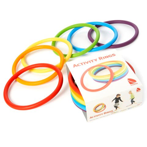 ACTIVITY RINGS SET/6