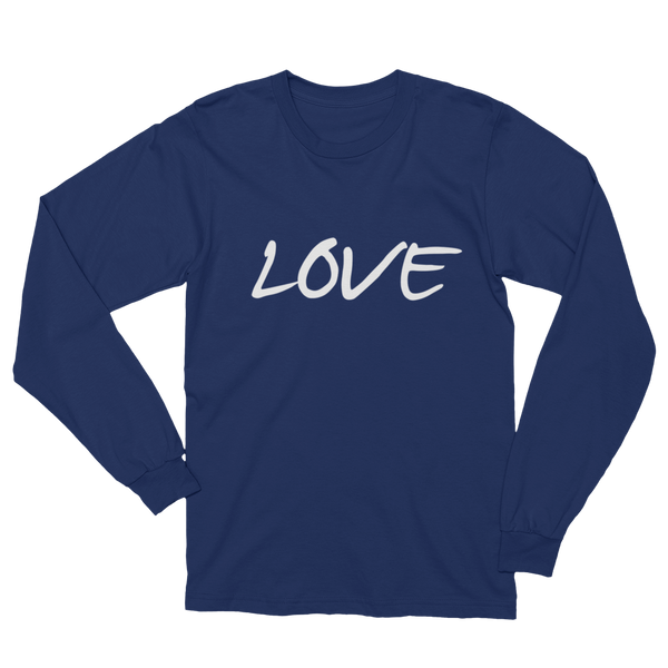 LOVE long sleeve tees