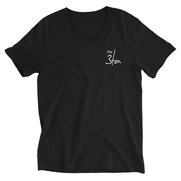 3Ten Unisex v-necks
