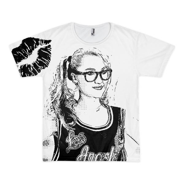 Carly LA Sublimation Tee