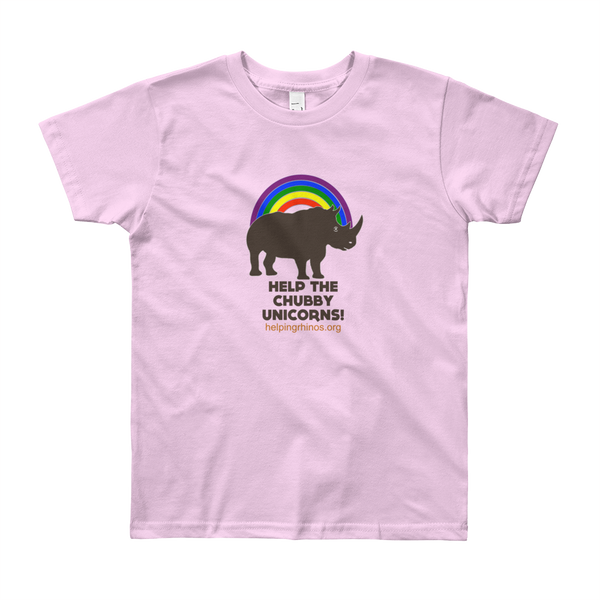 Chubby Unicorn Kid's Tees