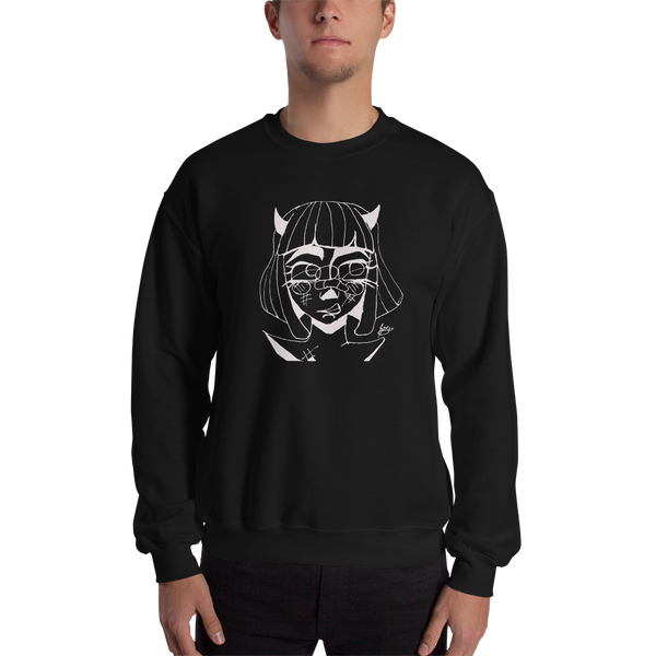 Her Name is Rose Crewneck Sweatshirt