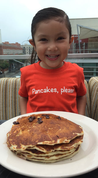 Pancakes, please tees