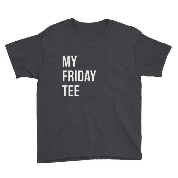 My Friday Tee (Kids)