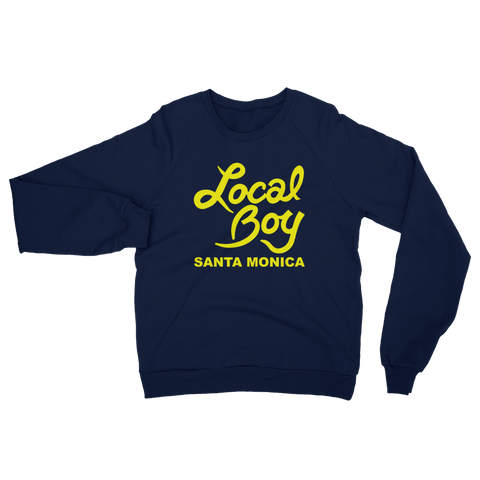 Local Boy Crewneck Sweatshirt