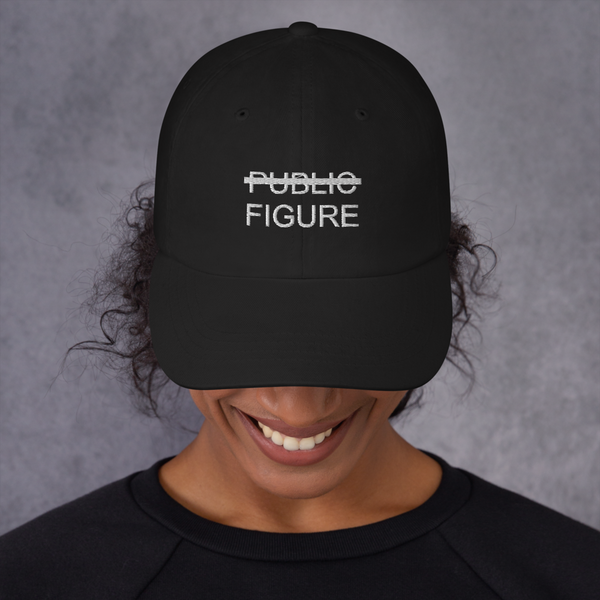 Public Figure Dad Hat