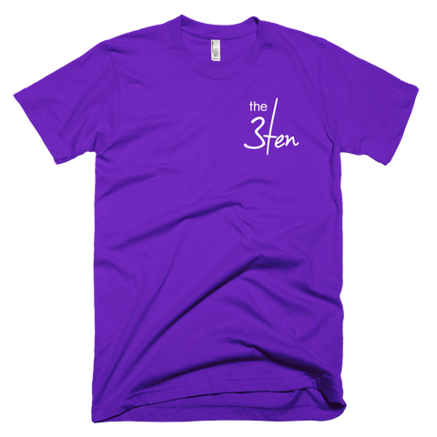 3Ten Purple tee for Alzheimer's