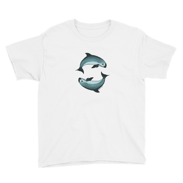 Save the Vaquita Youth Unisex Tees