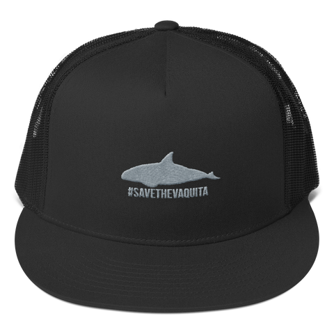 #savethevaquita Trucker hat