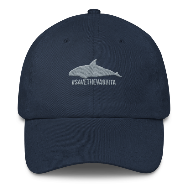 "#savethevaquita ""dad"" hat"