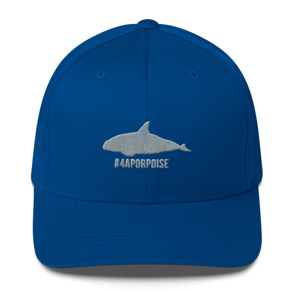 #4aporpoise Flex Fit Hat