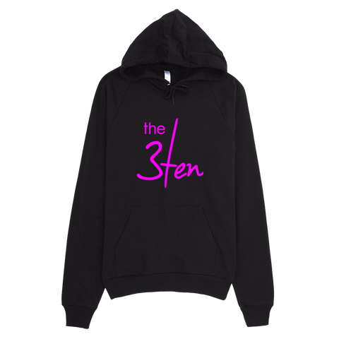 3Ten Breast Cancer Awareness Hoodie