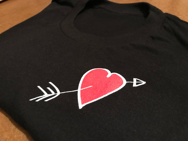 Heart & Love unisex long sleeve