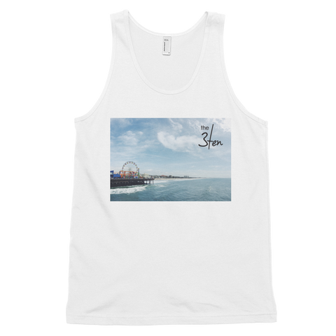 Santa Monica Pier Men's Tank Top