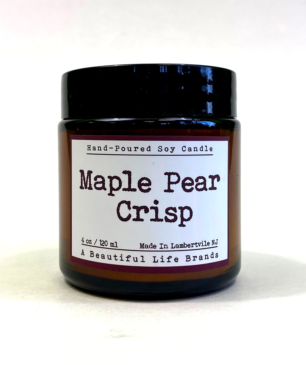 Maple Pear Crisp Candle by ABL