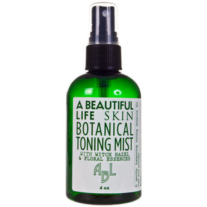 A Beautiful Life Facial Toner with Aloe and Rose Extracts