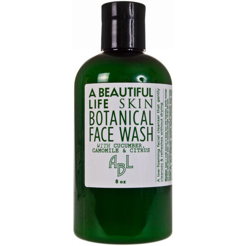A Beautiful Life Botanical Face Cleanser