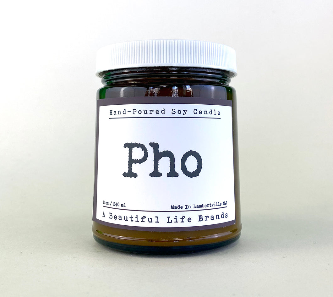 Pho Candle by ABL