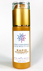True Confidence Cosmetics RAPID REJUVENATION FORMULA